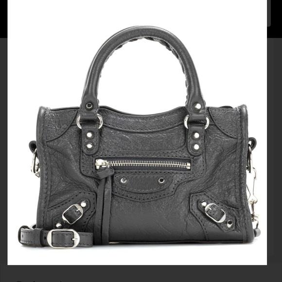 7402bc3e57 Balenciaga Bags | Price Dropped New Classic Nano City Bag | Poshmark